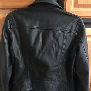 ALL SAINTS Dalby Women's Leather Biker Jacket